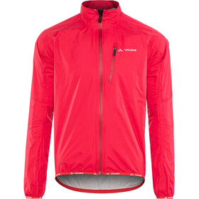 VAUDE Drop III Chaqueta Hombre, indian red